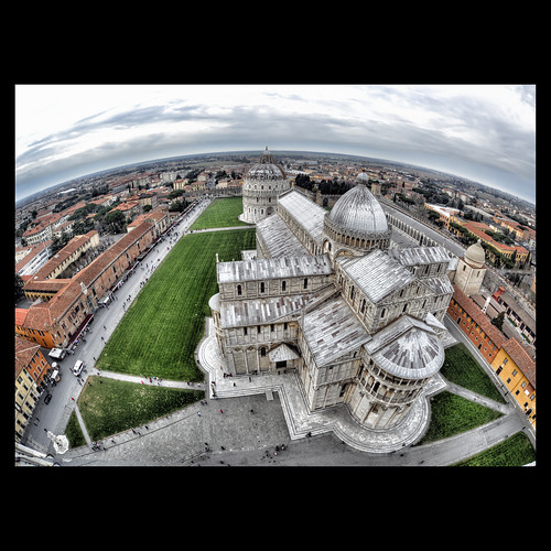 Pisa from life of Antonio Tabucchi