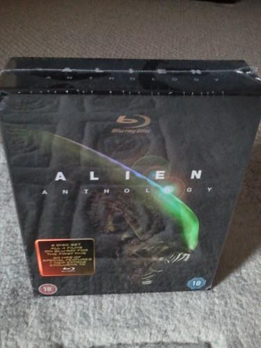 Alien Blu-ray boxset