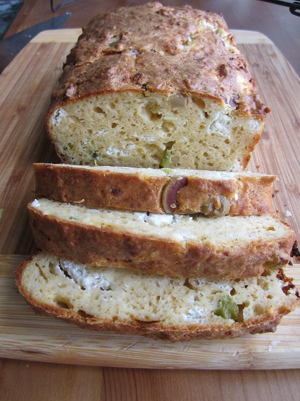 goat cheese bread recipe