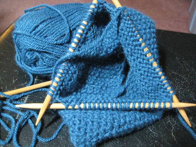 Knitting On 4 Needles : B c ed z g