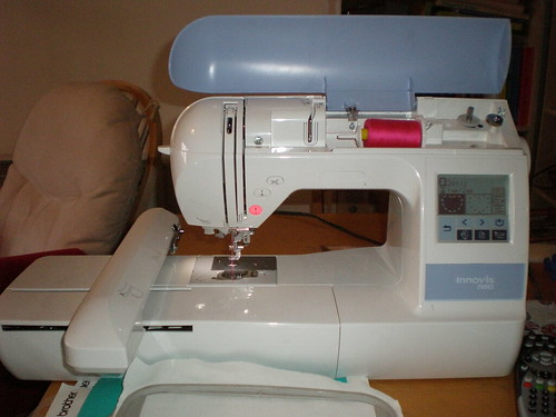 Embroidery Sewing Machine Brother