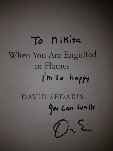 David sedaris repeat after me essay