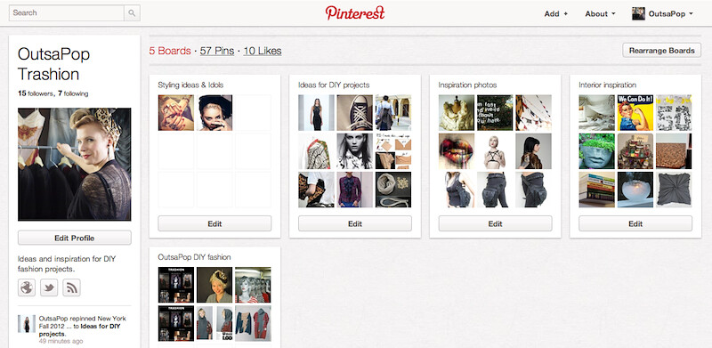 Pinterest OutsaPop 2