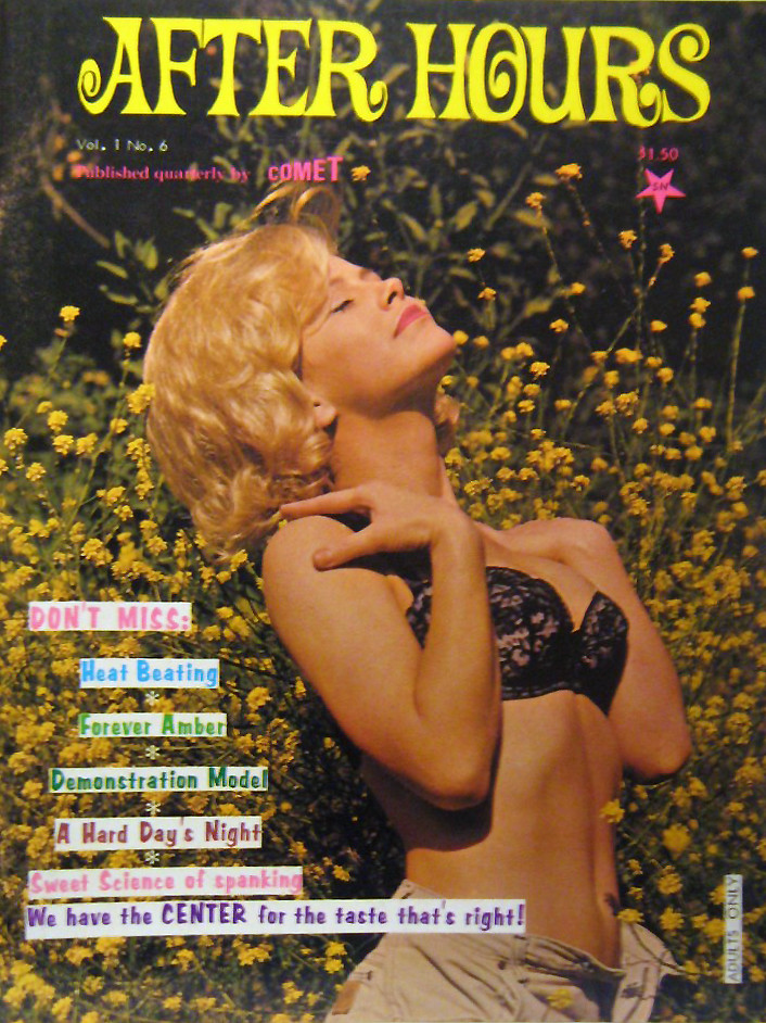Private magazine covers archive porn mags