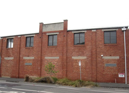 Former Trueform Boot Factory 52/13/1 by Collingwood Historical Society