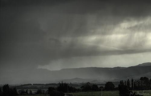 Otago rain