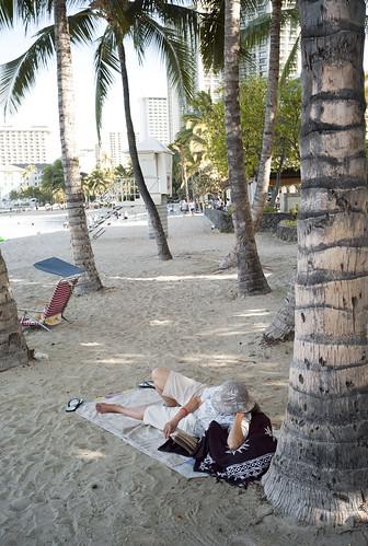 CF C8 04 069 Waikiki Oahu HAWAII M8 et28a#