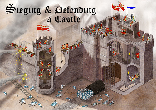 Castle Siege Cutaway