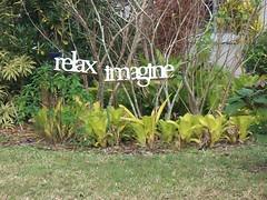 Relax, Imagine