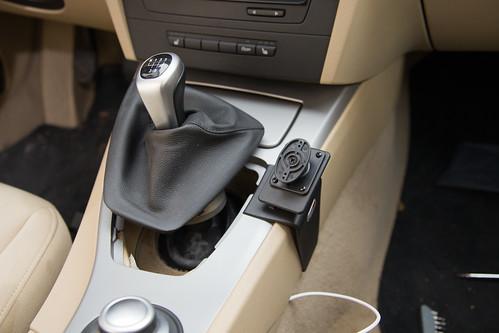 Brodit ProClip im 3er BMW