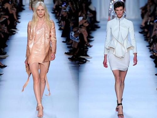 Givenchy-primavera-2012-chaquetas-ceñidas-acampanadas