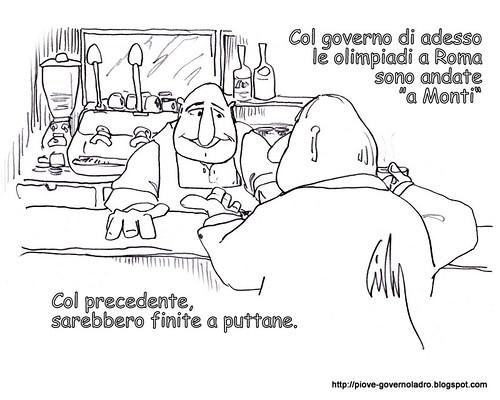 Olimpiadi a Roma by Livio Bonino