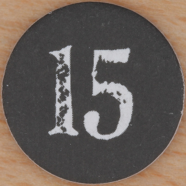 House Number 15