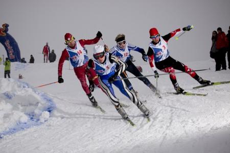 Vítězný Kožíšek vyzve v Holmenkollenu Northuga