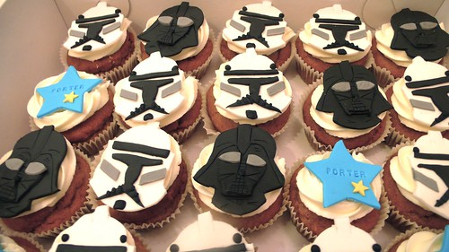 Storm Troppers Cupcakes by CAKE Amsterdam - Cakes by ZOBOT