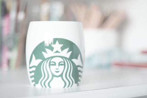 (7.52) starbucks' mug
