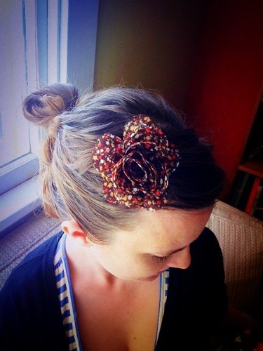 Quick Craft: Headband Redo