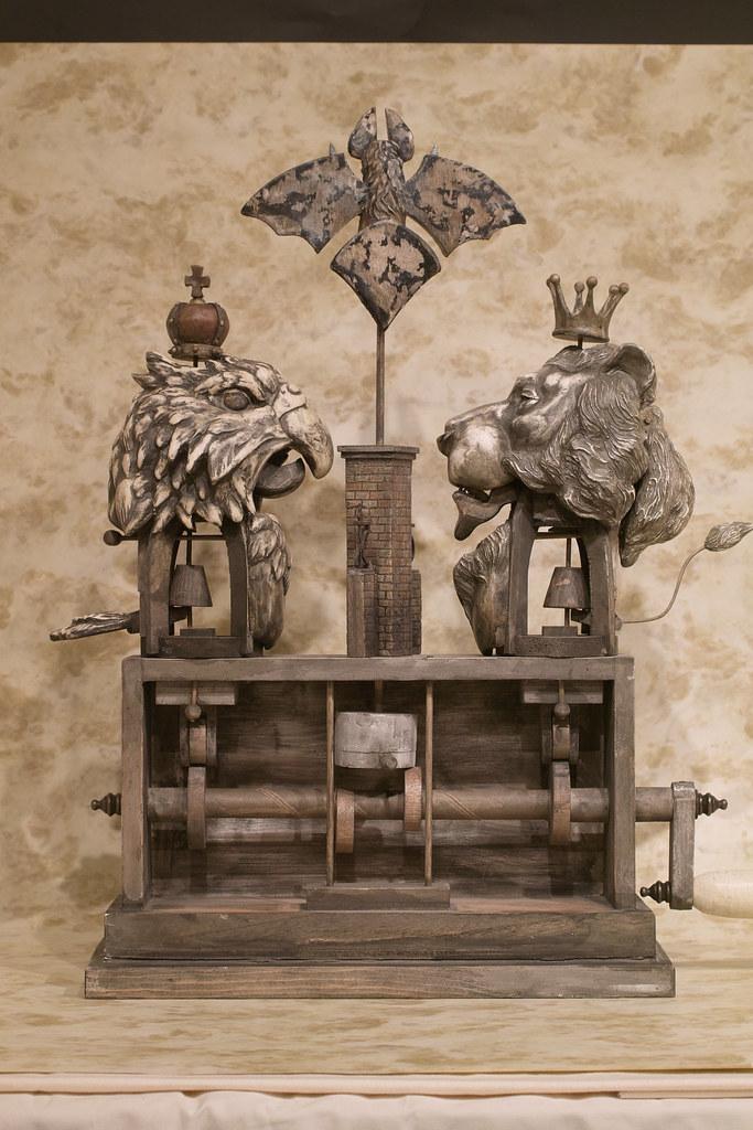 Automates et miniatures de Daiki Endo dans AUTOMATES AUTOMATA 6901651253_3f769639f3_b