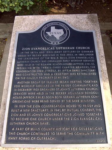geotagged texas unitedstates priddy millscounty waymarking texashistoricalmarkers