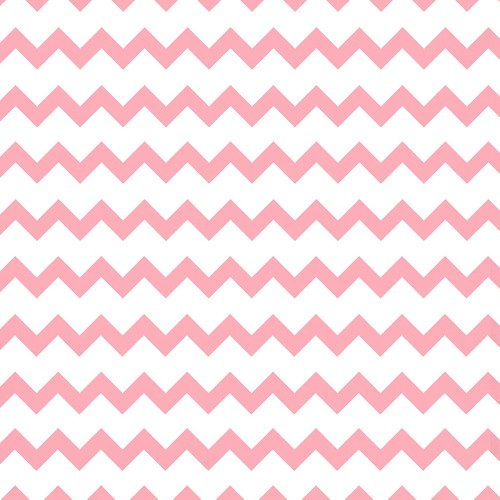 15-pink_grapefruit_BRIGHT_tight_med_CHEVRON_12_and_a_half_inch_SQ_melstampz_350dpi