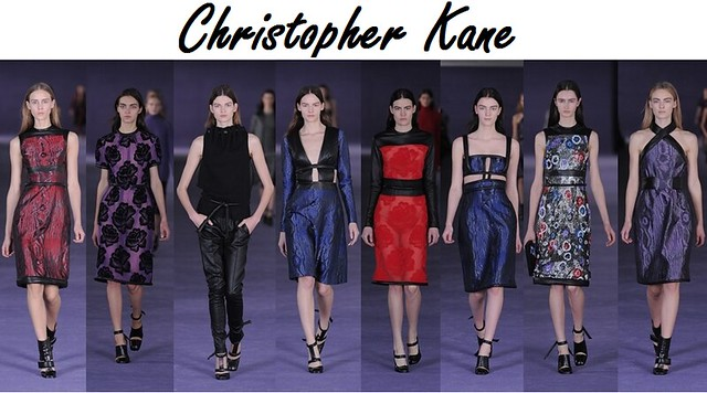 Christopher Kane Collection