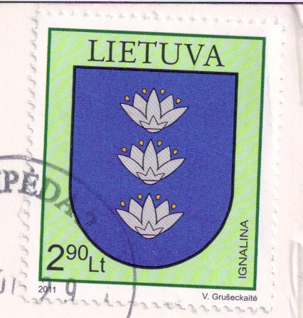 Lithuania Stamp