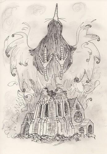Drawing twenty-one : Koru