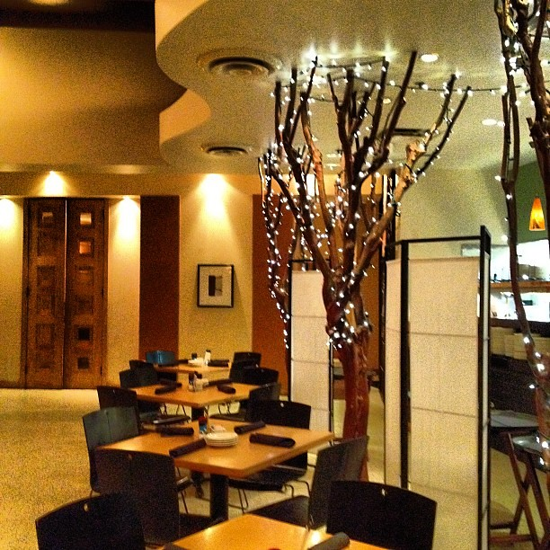 Blue mesa grill restaurant interior design is one of my for Restaurant interior design app