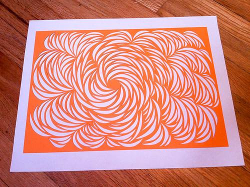 Paper cuts designs