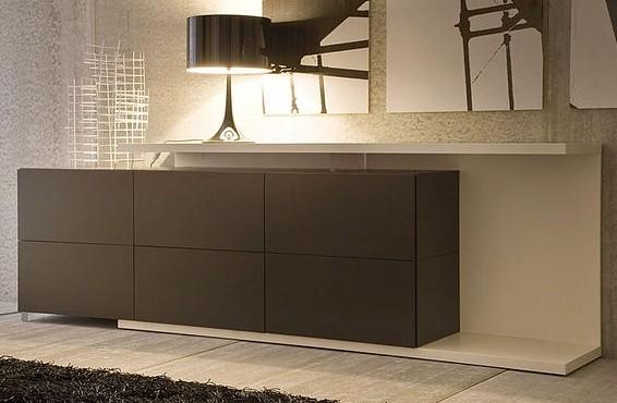 Mueble modular vajillero living comedor progetto mobili for Progetta mobili