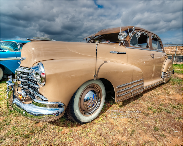 chevy fleetline