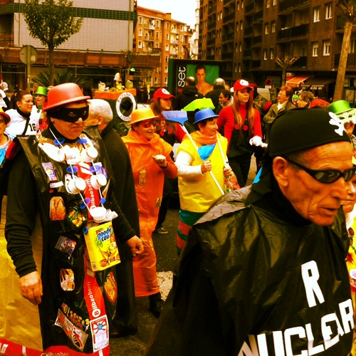Carnavales Santutxu by LaVisitaComunicacion