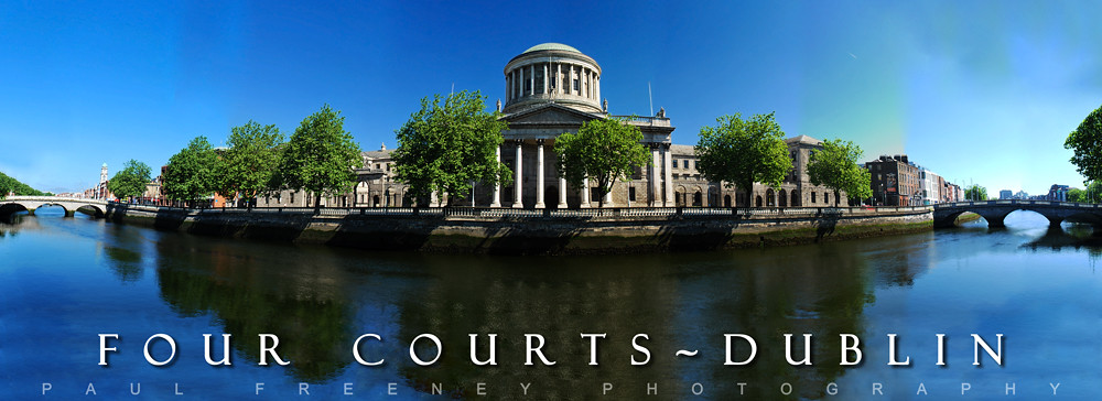 Four Courts Dublin (2010)