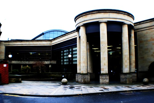 Justiciary Court Extension, Glasgow
