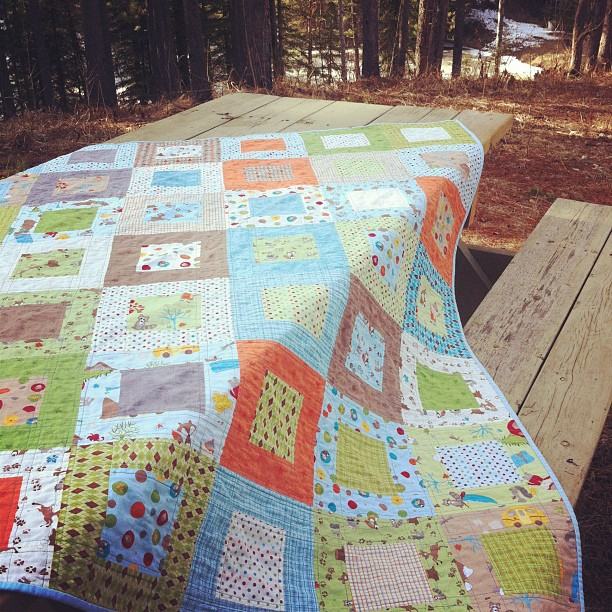 Fox Trails Quilt