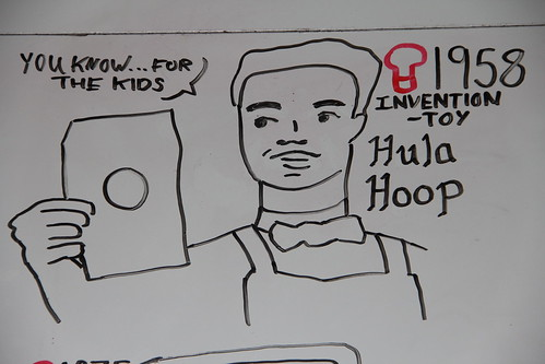", Dry Erase Caricature ""Hula Hoop"" ""Hudsucker Proxy"", My cartoon Blog, My cartoon Blog"