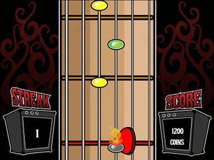 Rock On Featured Bonus Game