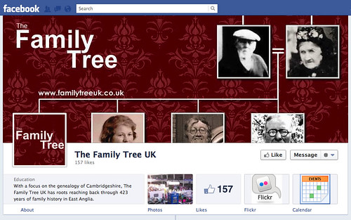 Family Tree UK Facebook Page (2012)