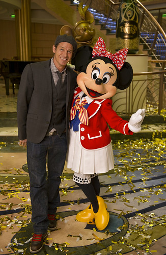Ty Pennington, Minnie Mouse