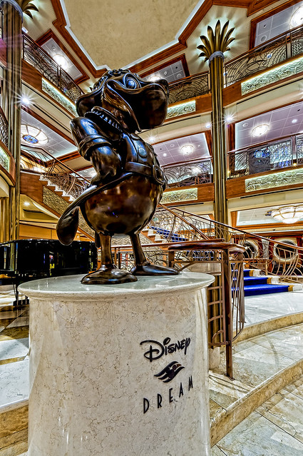 Disney Dream - Admiral Donald I
