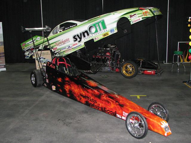 Jr funny car parts