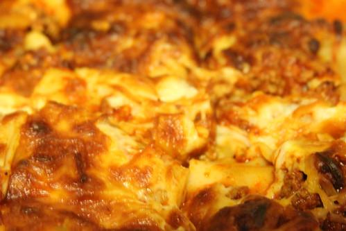 123/365 Homemade Lasagne