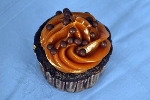Arequipe cupcake from Masa