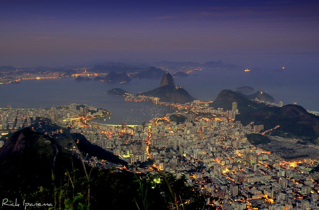 Minha Alma Canta, Vejo o Rio de Janeiro