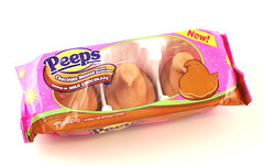 Peeps Chocolate Mousse