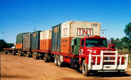 Mack Road Train Northern Territory by Rodney S300