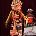 Small photo of Raksha mask dance