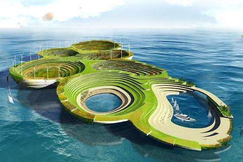 Архитекторы надеялись разработать безопасный и автономный мир
