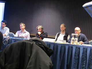 Pablo Mendez (University of British Columbia), Markus Moos (University of Waterloo), Alex Schafran (University of California, Berkeley) and Rob Fielder (York University)
