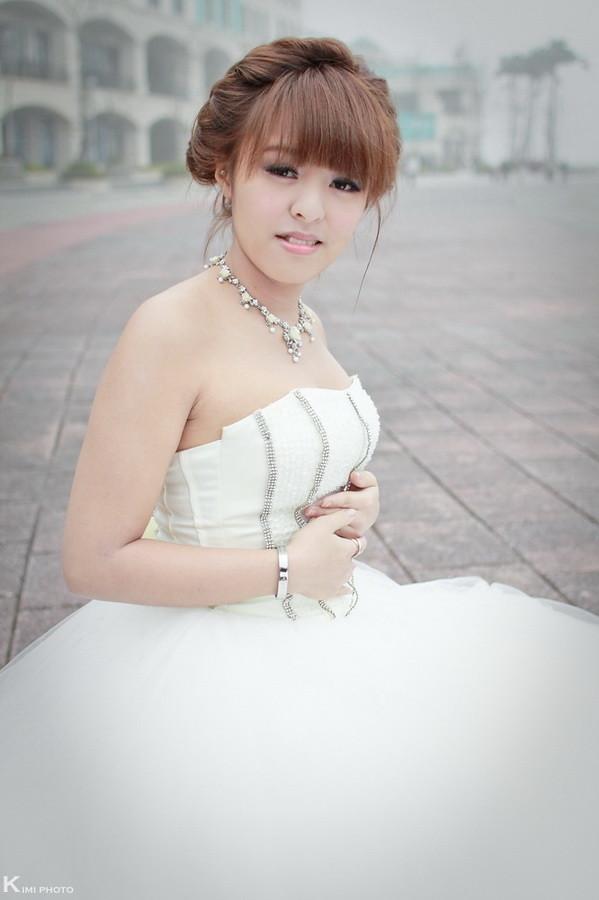 漁人福容.婚紗